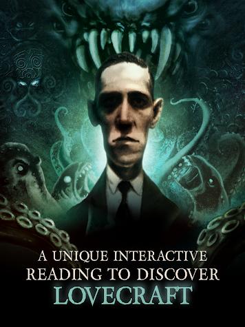"iLovecraft Collection Vol. 1 ""Immersive Book"" Screenshot"