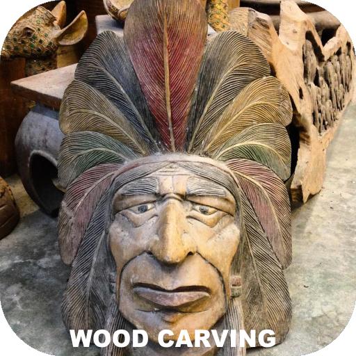 Wood carving ideas (app)