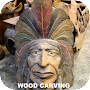 Wood carving ideas APK icon