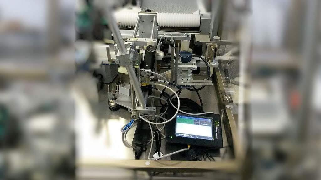 Место монтажа принтера