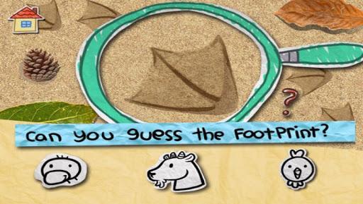 Guess The Footprint Lite