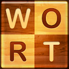 Word puzzle - biscuit and candy icon