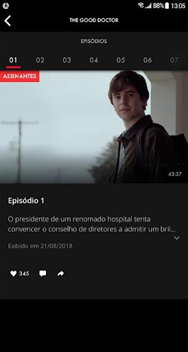 Globoplay 2.57.0 screenshots 5