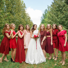 Wedding photographer Konstantin Kvashnin (FoviGraff). Photo of 16.07.2017