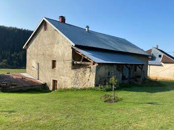 maison à Entre-deux-Monts (39)