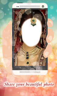 Indian Bride Jewellery Montage - náhled