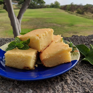 Passion Fruit Butter Mochi Recipe