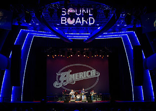 Photo: America at Sound Board 2016
