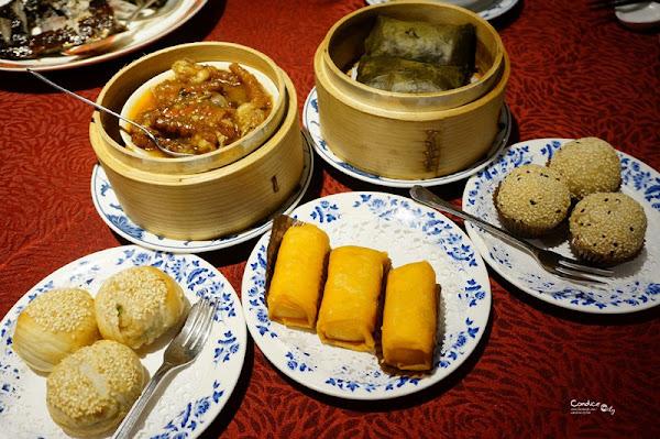 《台北車站》凱撒飯店王朝餐廳 CP值超高的港式飲茶套餐!
