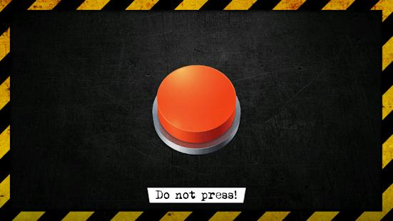 0 Do Not Press The Red Button App screenshot