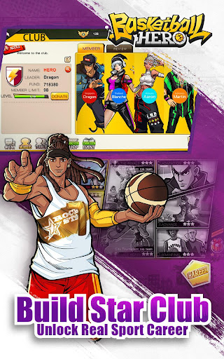 Basketball Hero-Freestyle 2 mobile 3on3 MOBA 1.2.1 screenshots 14