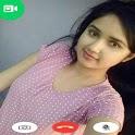 Desi Aunty Video Chat - Hot Bhabhi Live Video Call icon