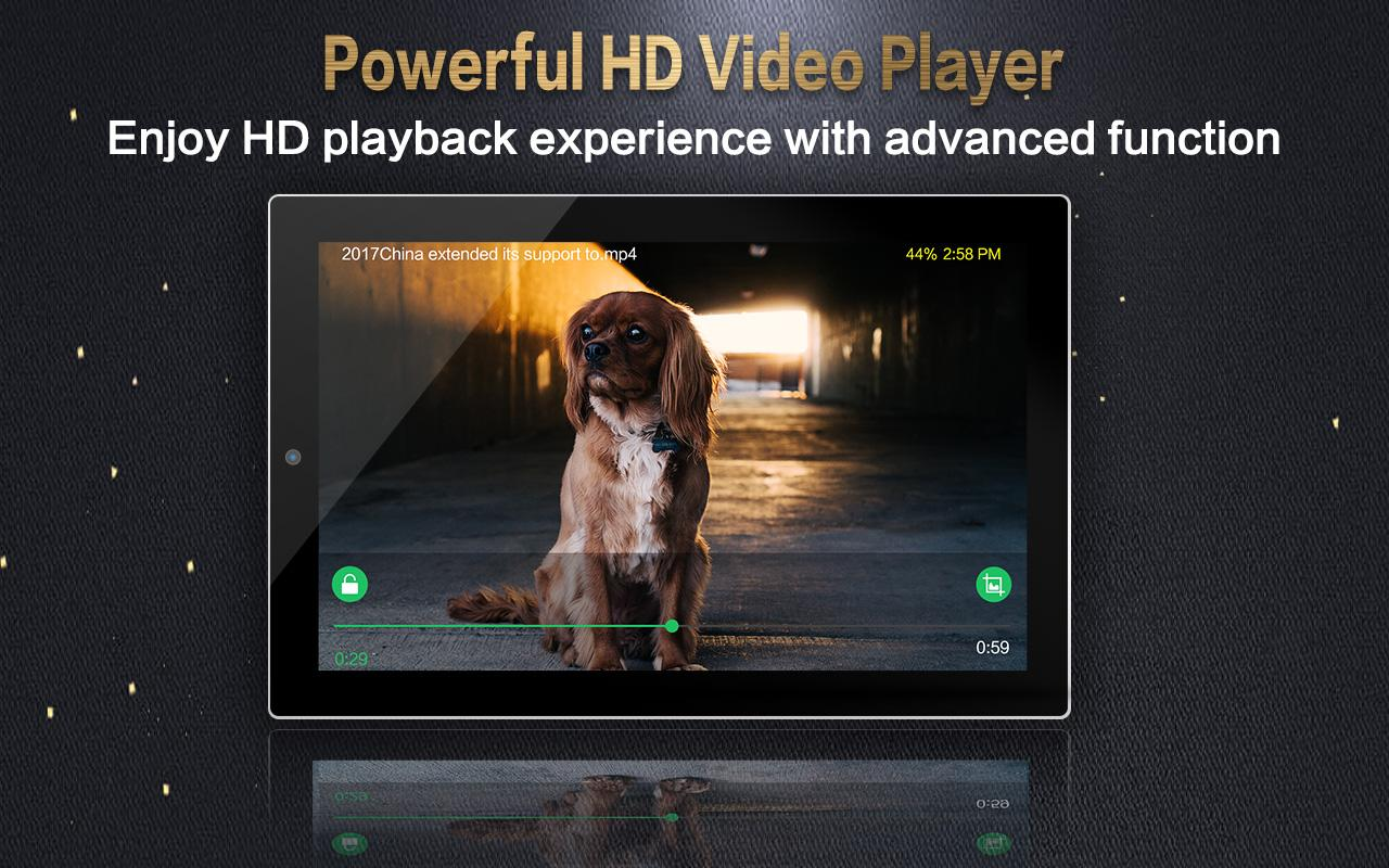 HD Video Player- screenshot