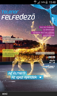 Telenor Felfedező Magazin- screenshot thumbnail