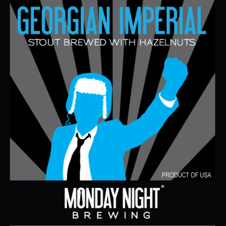 Logo of Monday Night Georgian Imperial