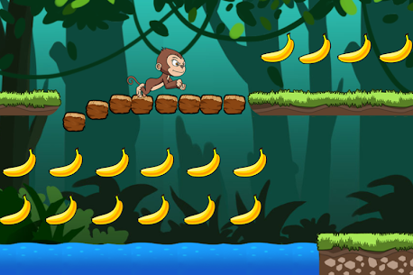 Banana world – Bananas island – hungry monkey 4