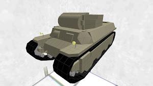 T1/M6 heavy tank Copy