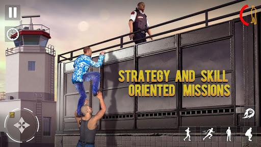 Gangster Jail Escape 3D: GBT New Prison Games 2019 1.30 screenshots 1