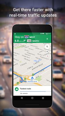 Maps - Navigation & Transit - screenshot