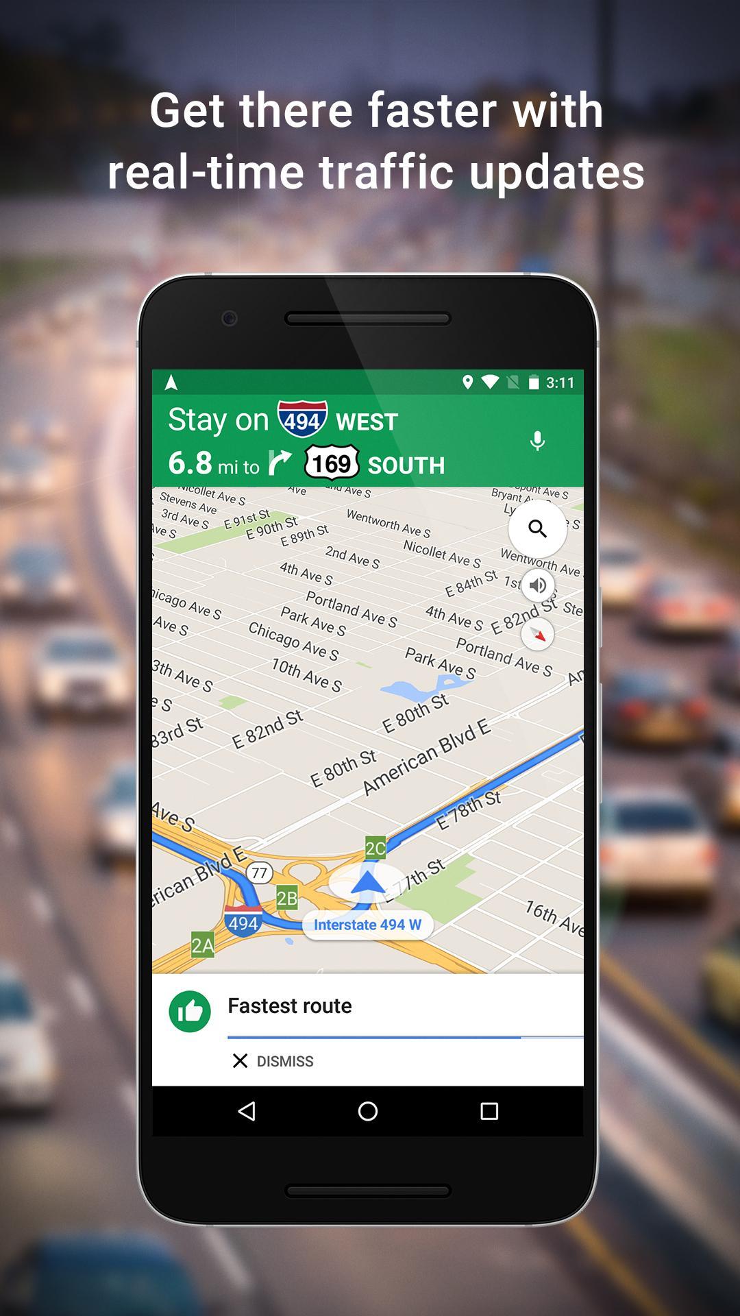 Maps - Navigation & Transit screenshot #1