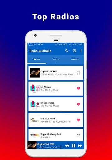 Radio Australia - Online Australian FM Radio ss1