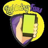Lightning Fans