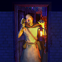Creepy Grandpa Strange House Escape icon