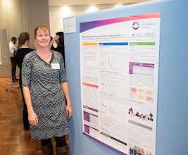 Photo: Dr Nicole van Bergen. http://www.med.monash.edu.au/cecs/events/2015-tr-symposium.html