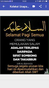 Download Ucapan Selamat Pagi Islami Apk Latest Version App For