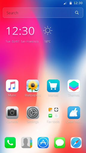 NEW Theme for Phone X 1.1.6 Screenshots 7