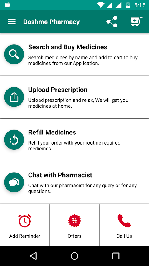 Doshme Medical Store- screenshot