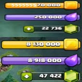 Pro Cheat for Clash of Clans - Prank
