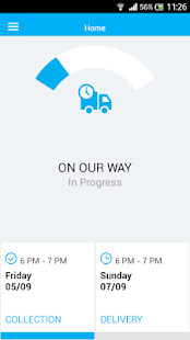 Washplus Laundry Delivery- screenshot thumbnail