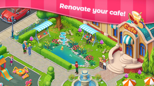 Cooking Paradise - Puzzle Match-3 game apktram screenshots 1
