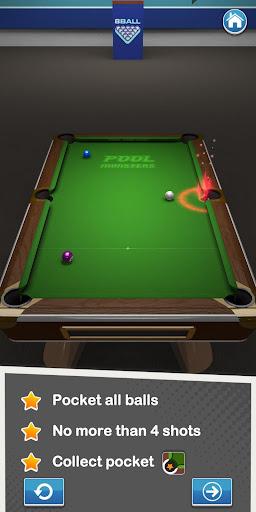 Pool Masters 3D - TrickShot City apkpoly screenshots 4