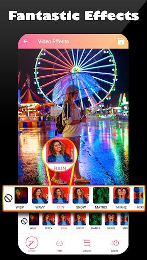 Video star editor ⭐ Pro video & photo editing 2020 screenshot 1