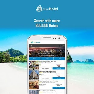 ExtraHotel - Compare Hotels- screenshot thumbnail