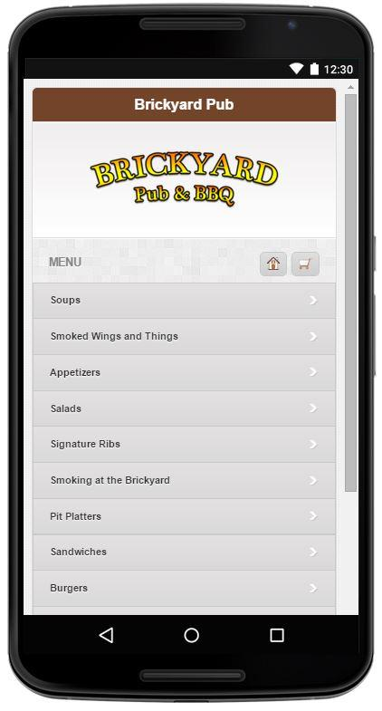 Brickyard Pub & BBQ- screenshot