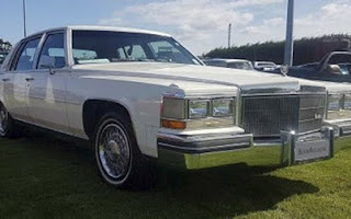 Cadillac Fleetwood Brougham Rent Southland