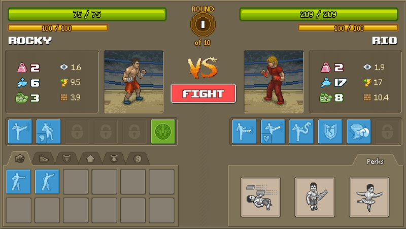 Punch Club - Fighting Tycoon Screenshot 3