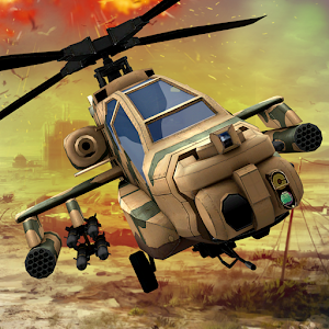 Army Helicopter Gunship Strike for PC and MAC