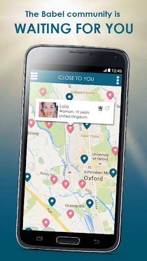 BABEL: International Chat & Dating for Android apk 5