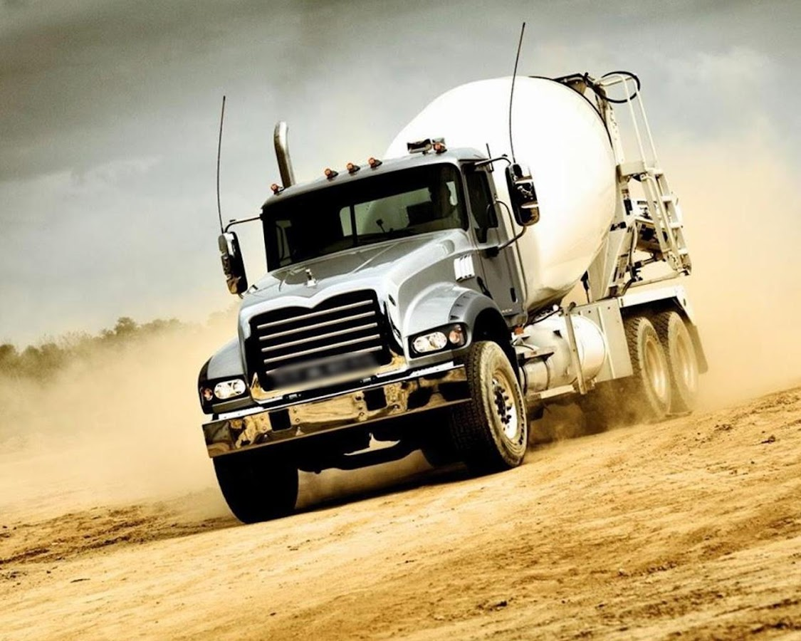 Concrete Mixer Truck Wallpaper Android Apps on Google Play