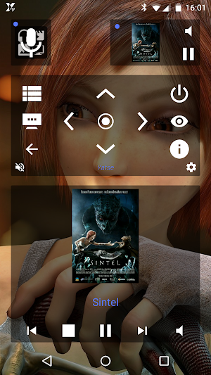18 Yatse, the Kodi / XBMC Remote App screenshot