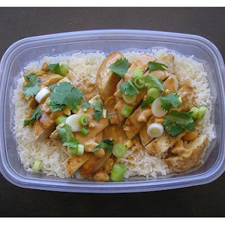 Chicken Breast With Rice.