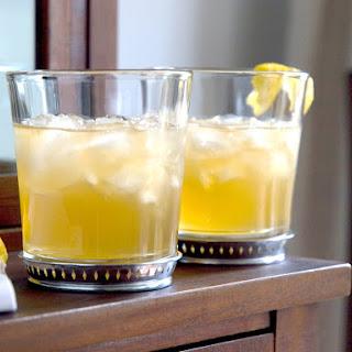 Lemon Ginger Smash.