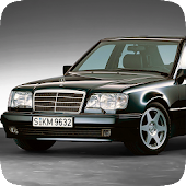 Benz E500 W124 Drift Simulator