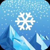Dancing Snow — Live Wallpaper