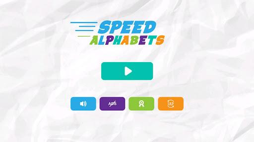 スピードアルファベット