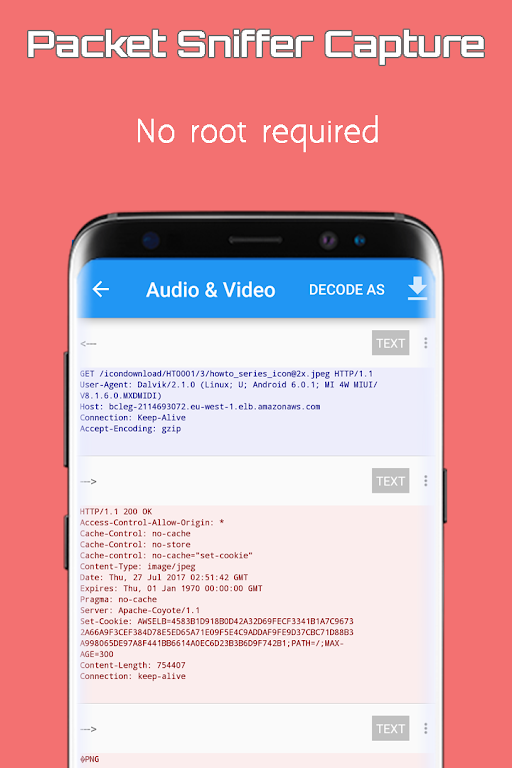 Download Packet Sniffer Capture APK latest version app for android